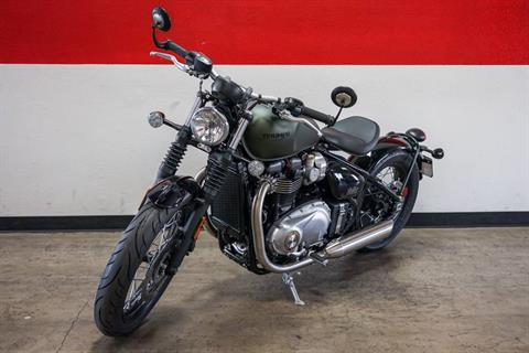 2019 Triumph Bonneville Bobber in Brea, California - Photo 10