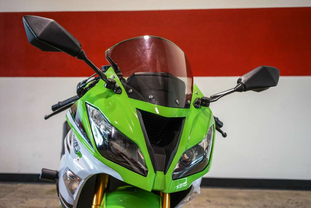 2015 Kawasaki Ninja® ZX™-6R 30th Anniversary in Brea, California