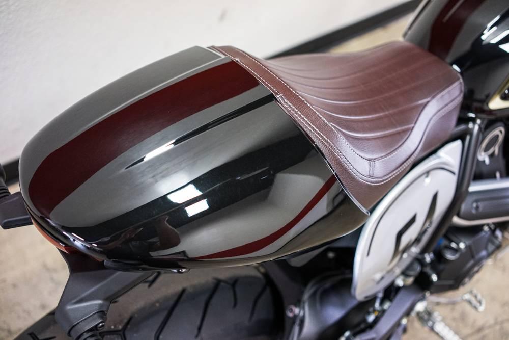 New 2018 Ducati Scrambler Cafe Racer Motorcycles In Brea Ca