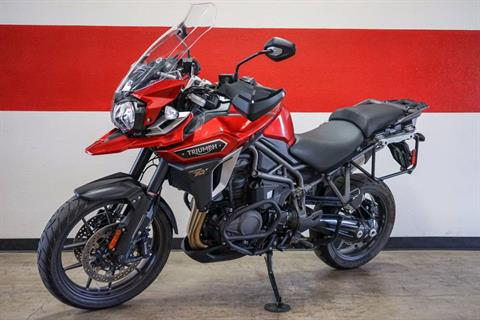 2016 Triumph Tiger Explorer XRT in Brea, California