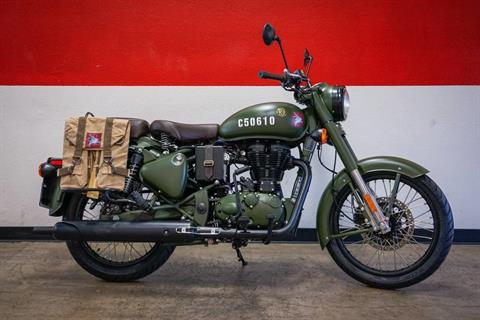 2018 Royal Enfield C-5 PEGASUS EDITION in Brea, California