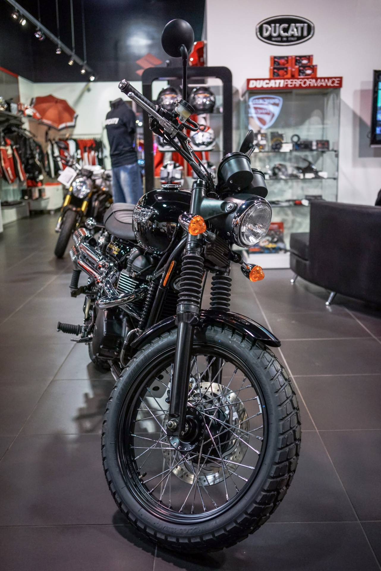 2017 Triumph Scrambler in Brea, California