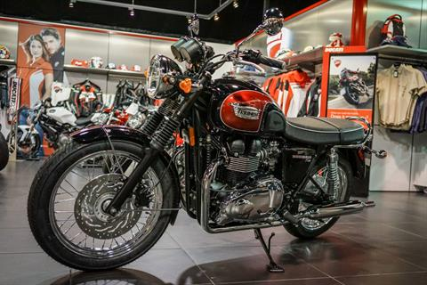 2016 Triumph Bonneville T100 in Brea, California