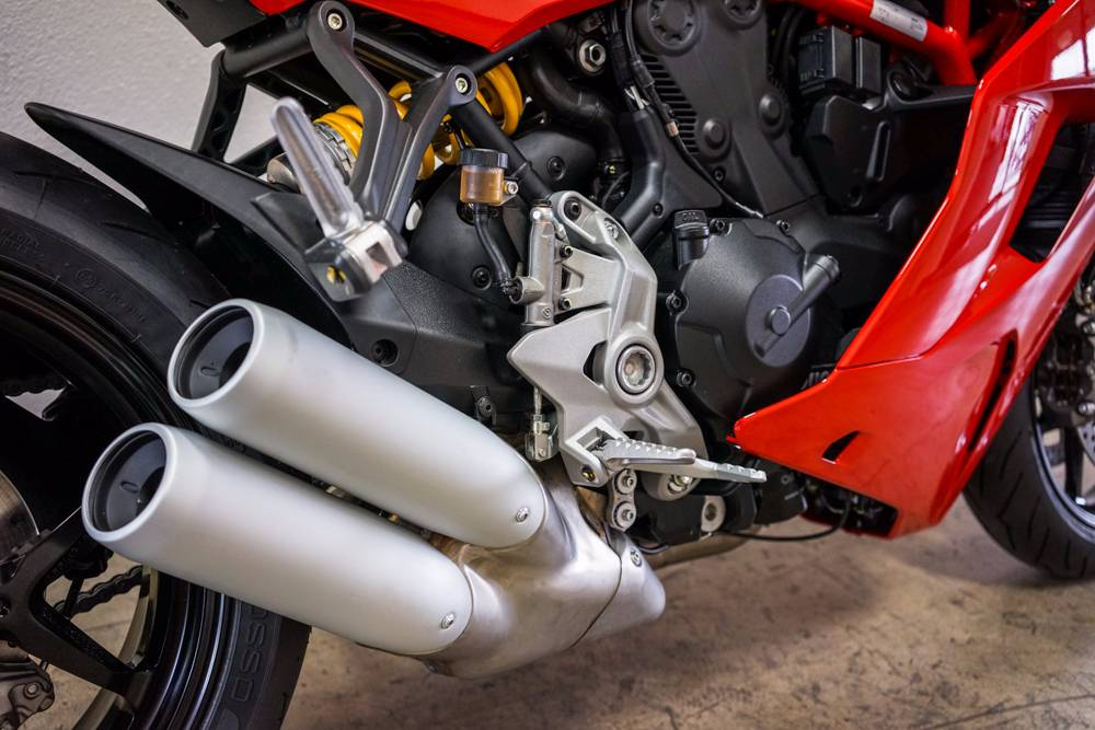 2017 Ducati SuperSport in Brea, California