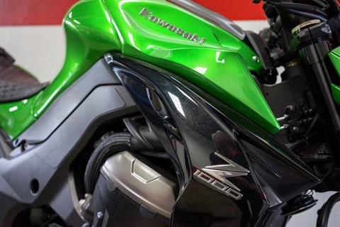 2015 Kawasaki Z1000 ABS in Brea, California