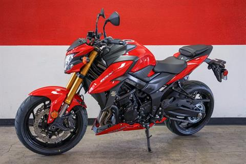 2018 Suzuki GSX-S750 in Brea, California