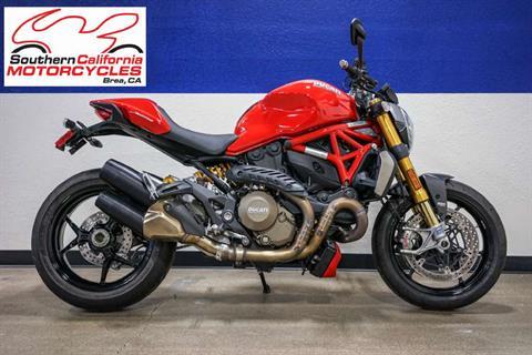 2014 Ducati Monster 1200 S in Brea, California