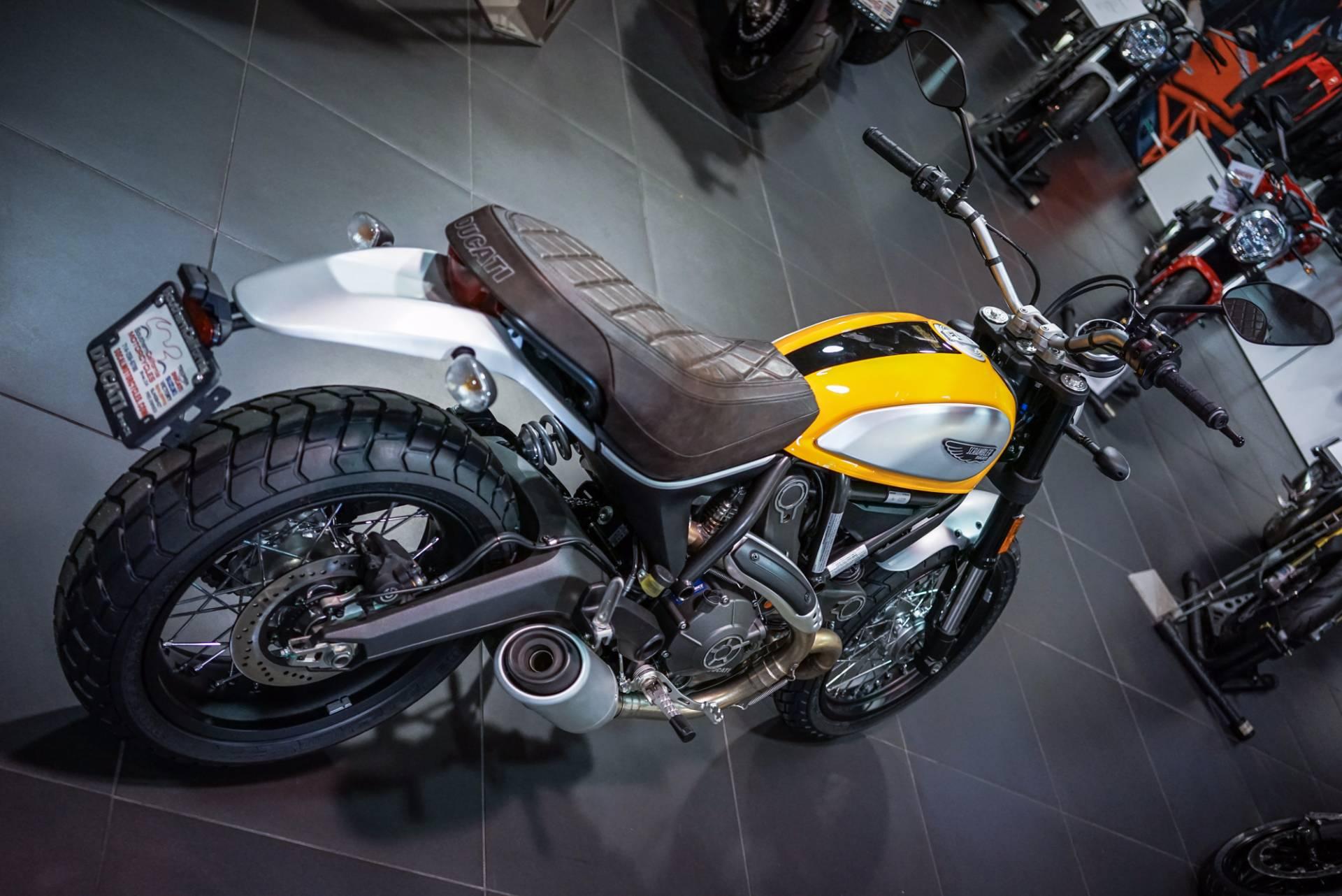 2016 Ducati Scrambler Classic in Brea, California