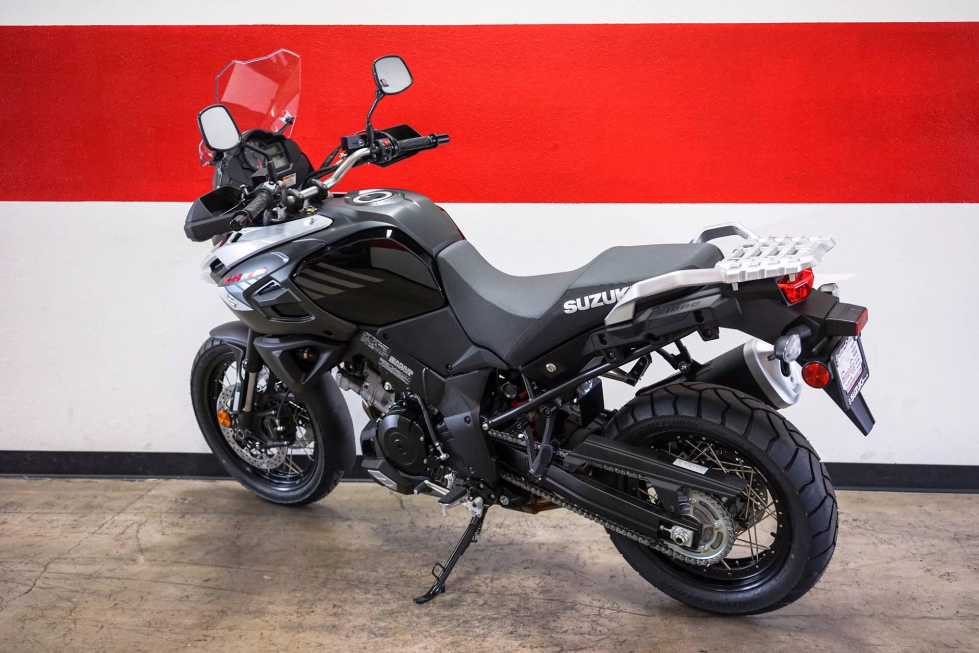 Suzuki V Strom For Sale California