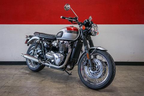 2018 Triumph Bonneville T120 in Brea, California