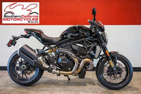 2016 Ducati Monster 1200 R in Brea, California