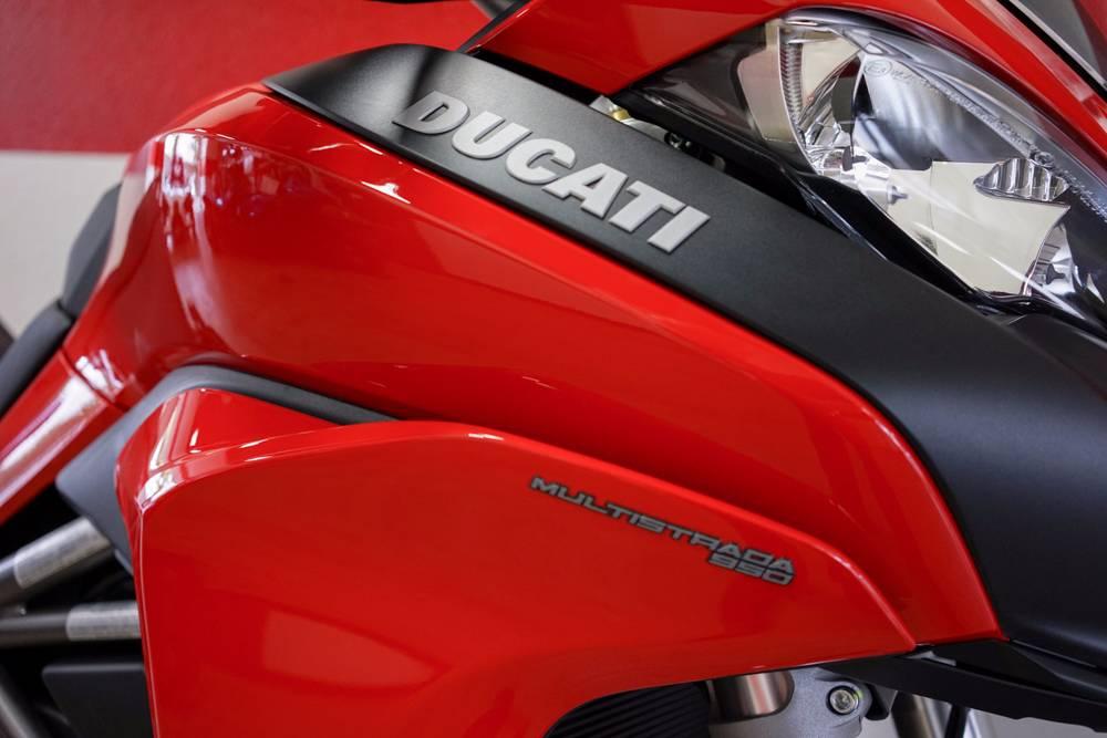 2017 Ducati Multistrada 950 in Brea, California