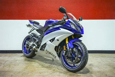 2015 Yamaha YZF-R6 in Brea, California - Photo 6