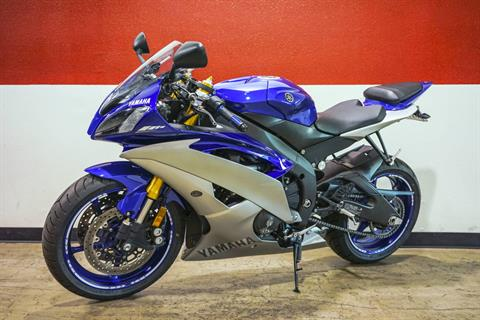 2015 Yamaha YZF-R6 in Brea, California - Photo 9