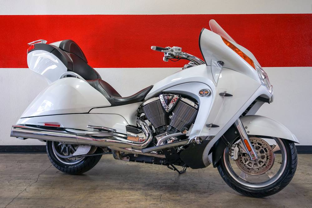 Used 2010 Victory Vision® Tour Motorcycles in Brea, CA