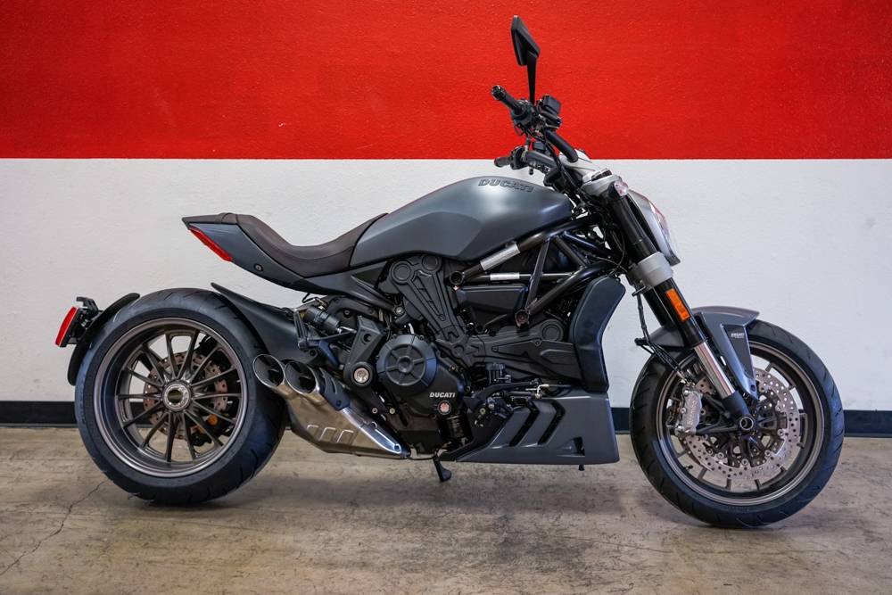 2019 Ducati XDiavel in Brea, California - Photo 1