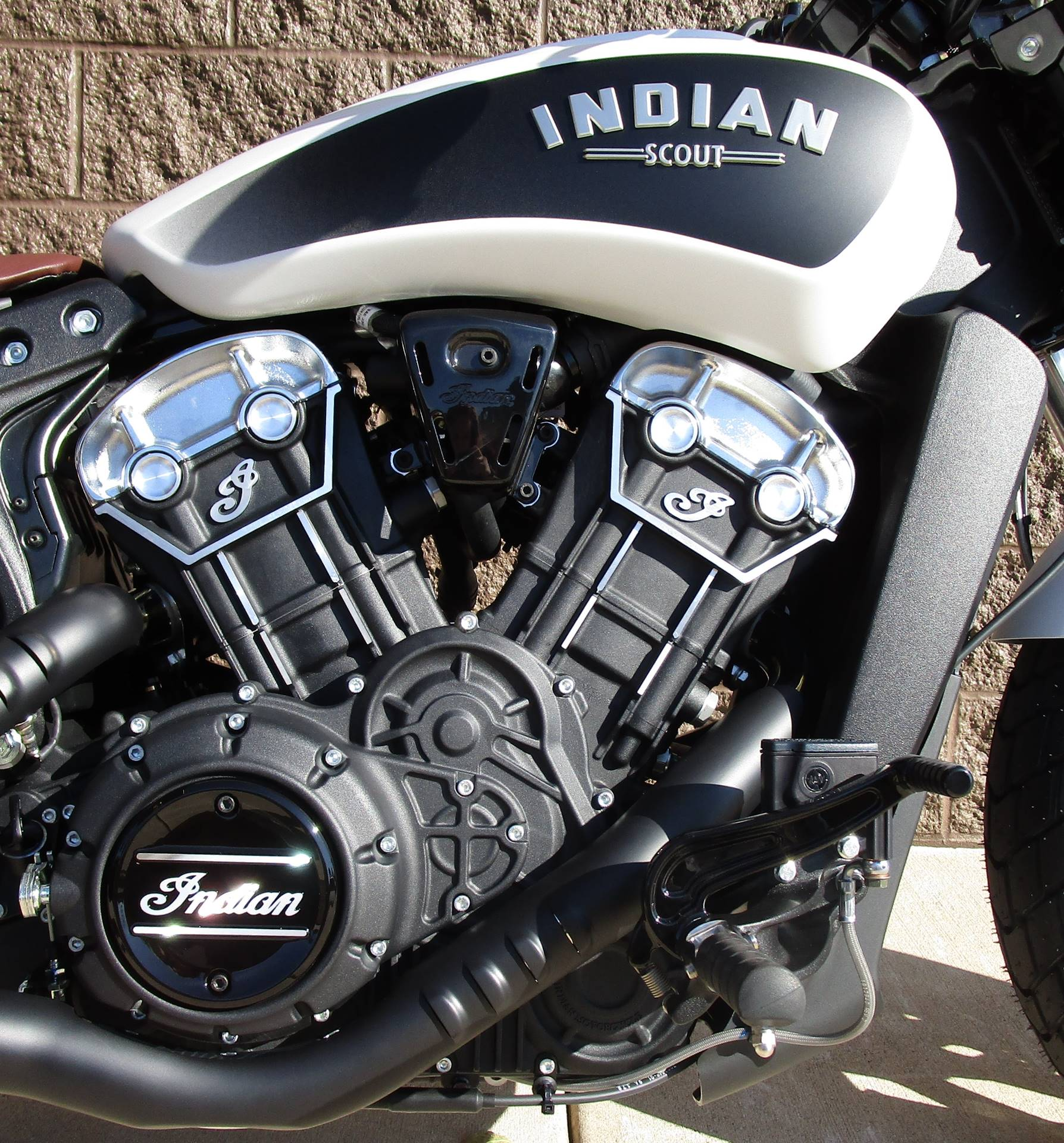 2020 Indian Scout® Bobber ABS in Elkhart, Indiana - Photo 2