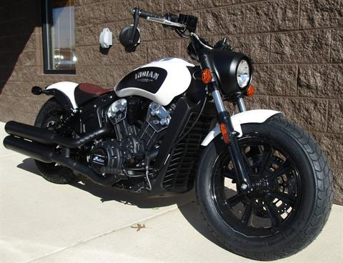 2020 Indian Scout® Bobber ABS in Elkhart, Indiana - Photo 5