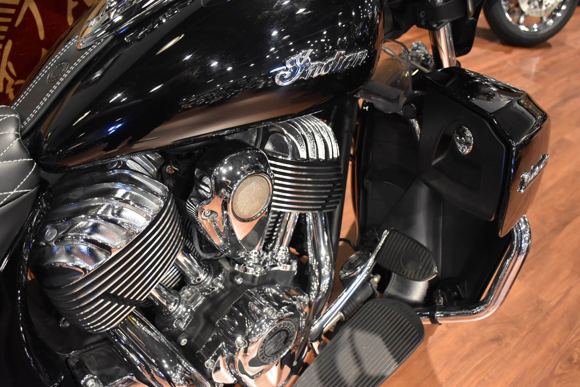 2015 Indian Roadmaster™ in Elkhart, Indiana