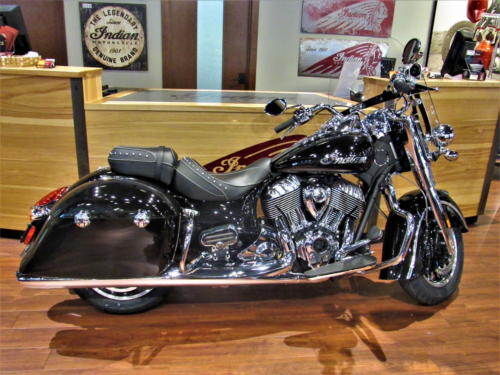 2018 Indian Springfield® ABS in Elkhart, Indiana