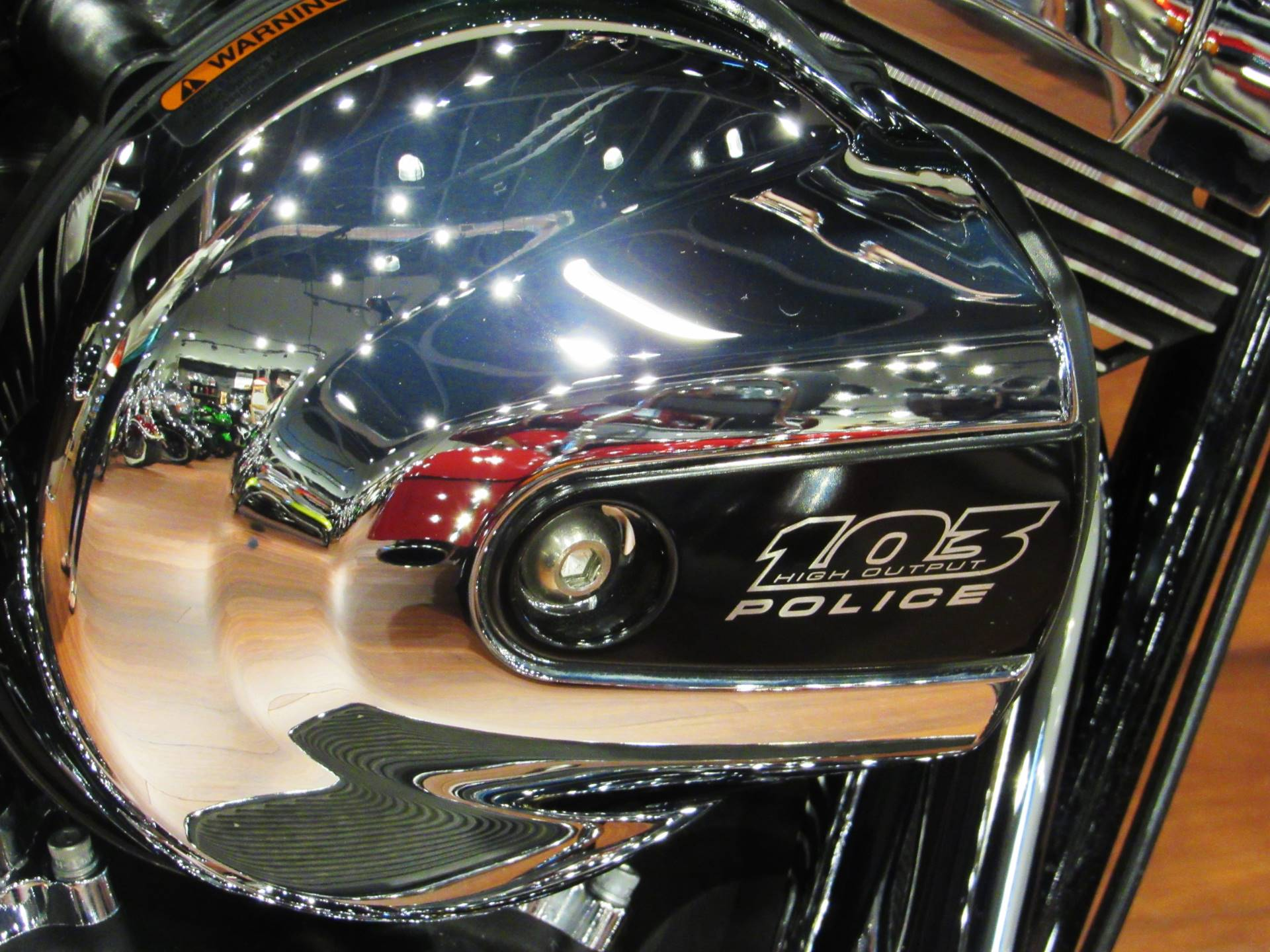 2016 Harley-Davidson Electra Glide® Ultra Classic® in Elkhart, Indiana