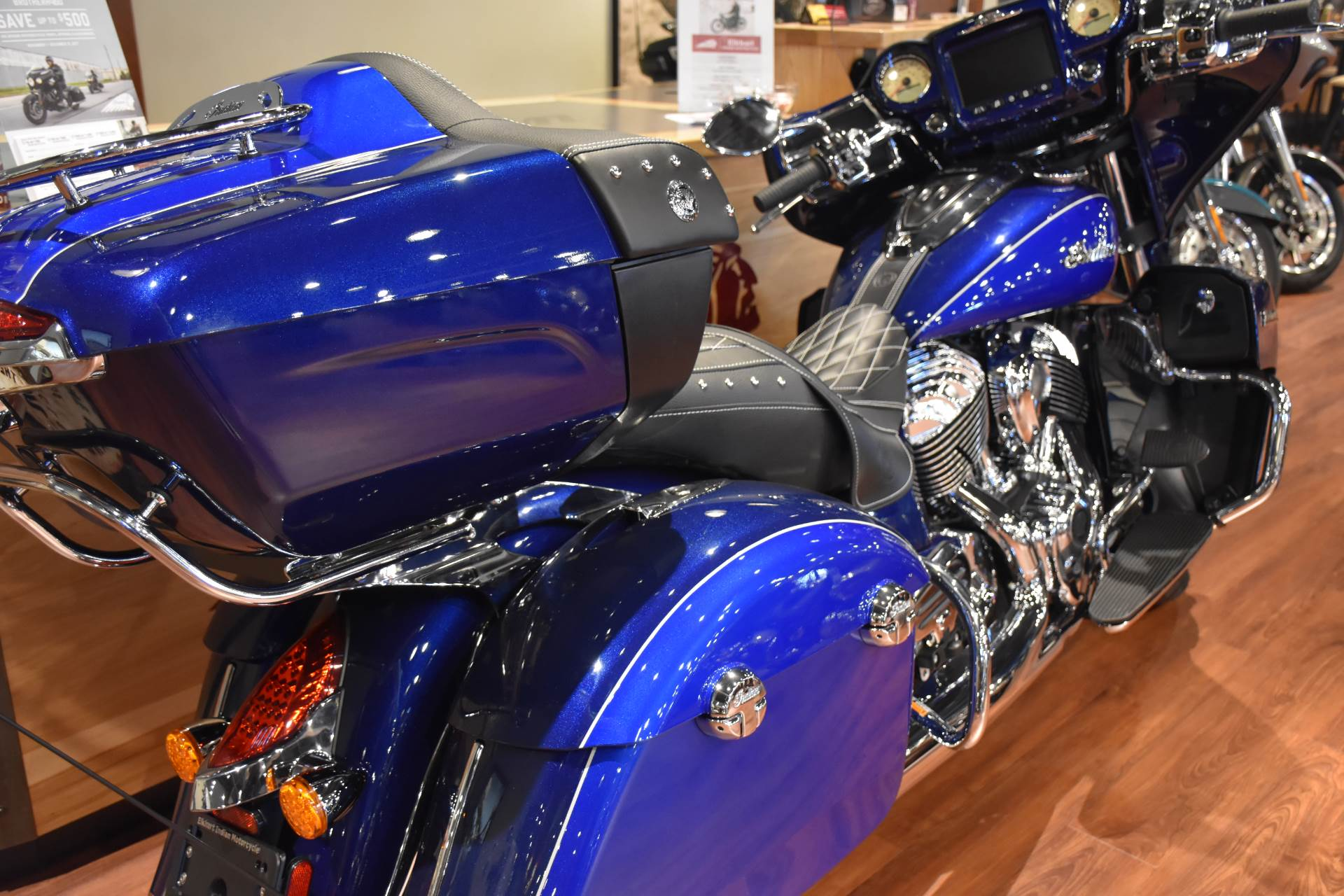 2018 Indian Roadmaster® Icon Series in Elkhart, Indiana
