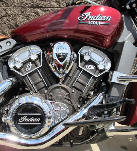 2017 Indian Scout® ABS in Elkhart, Indiana - Photo 3