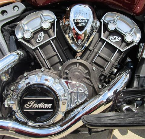 2017 Indian Scout® ABS in Elkhart, Indiana - Photo 4