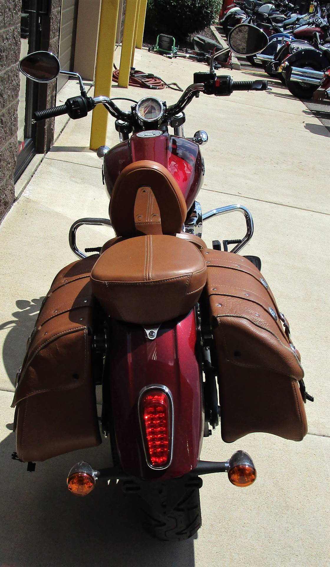2017 Indian Scout® ABS in Elkhart, Indiana - Photo 7