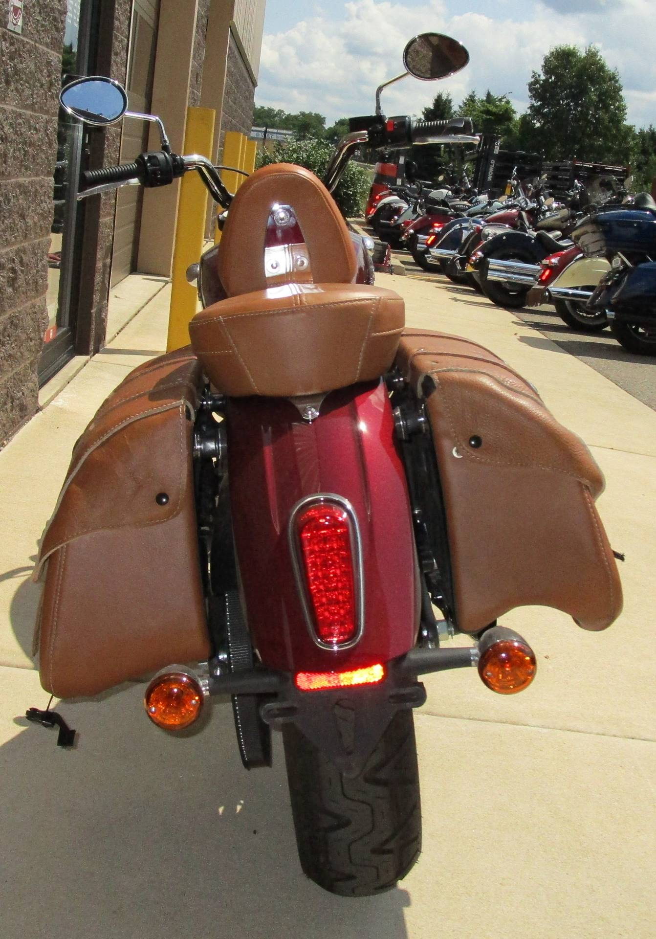 2017 Indian Scout® ABS in Elkhart, Indiana - Photo 8