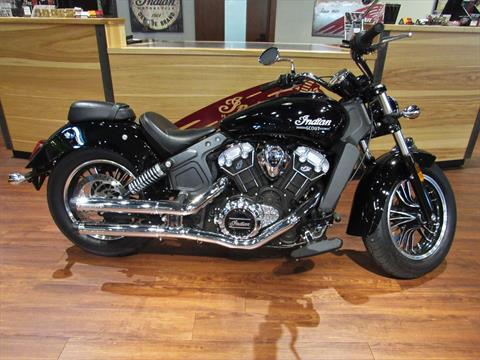 2016 Indian Scout™ in Elkhart, Indiana
