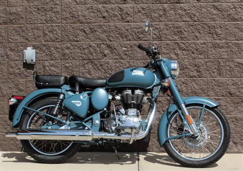 2018 Royal Enfield Classic Military ABS in Elkhart, Indiana - Photo 1