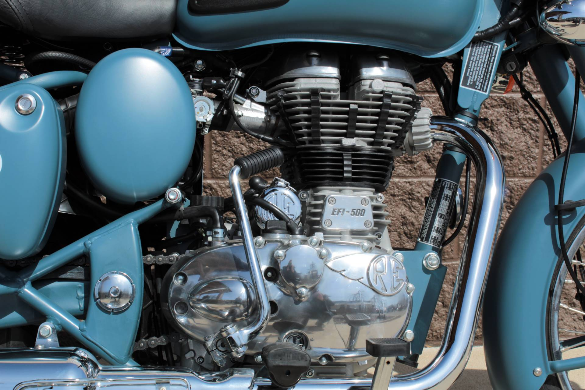2018 Royal Enfield Classic Military ABS in Elkhart, Indiana - Photo 2