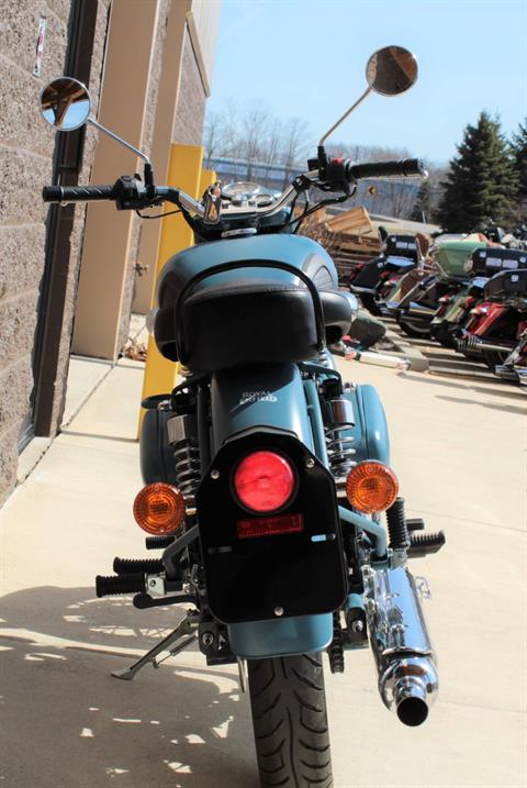 2018 Royal Enfield Classic Military ABS in Elkhart, Indiana - Photo 3