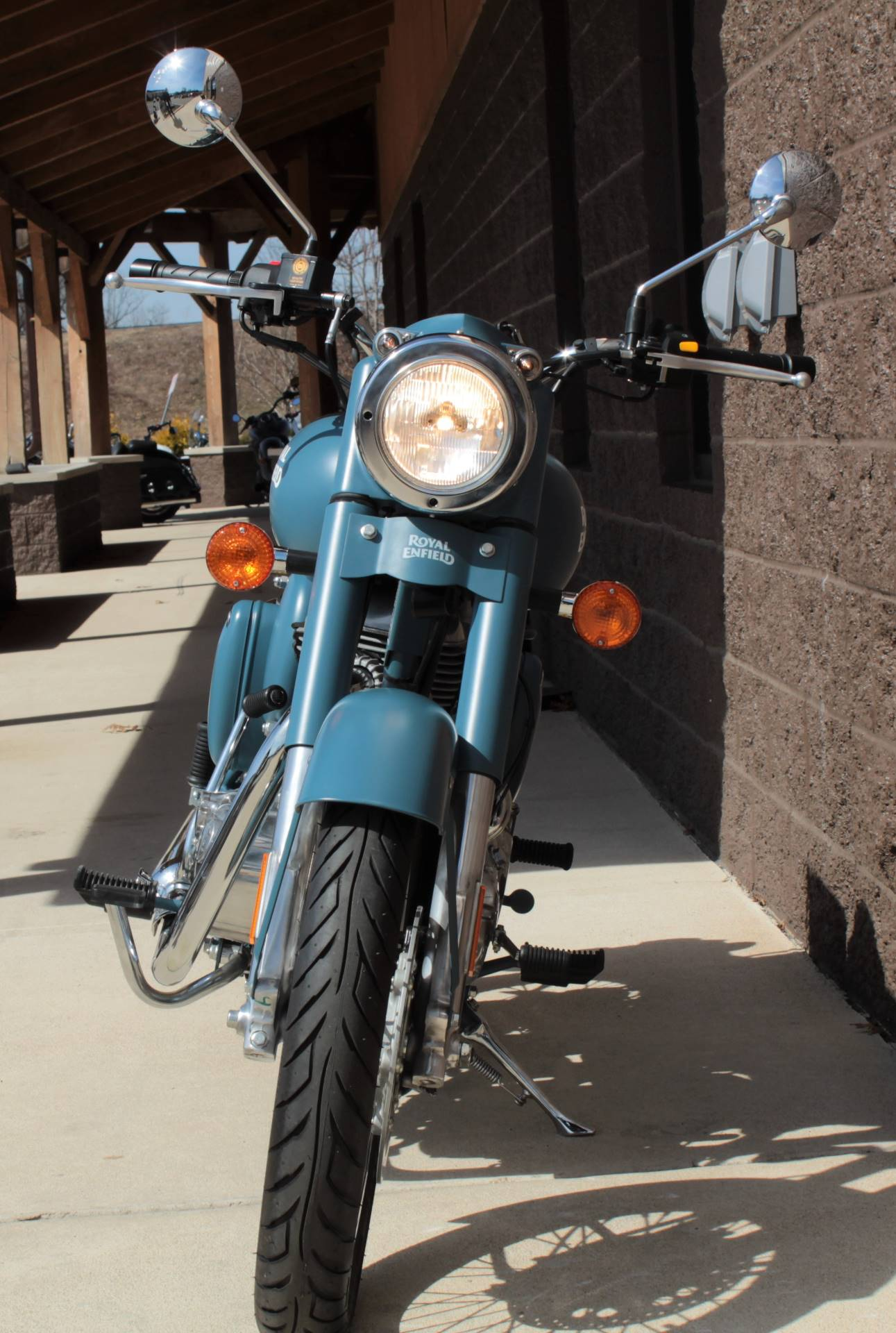 2018 Royal Enfield Classic Military ABS in Elkhart, Indiana - Photo 4