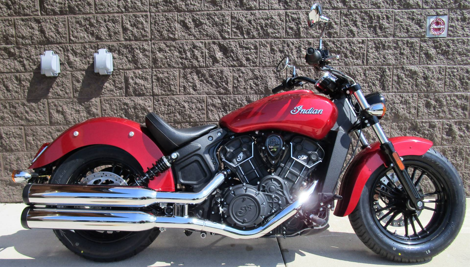 2019 Indian Scout® Sixty ABS in Elkhart, Indiana - Photo 1