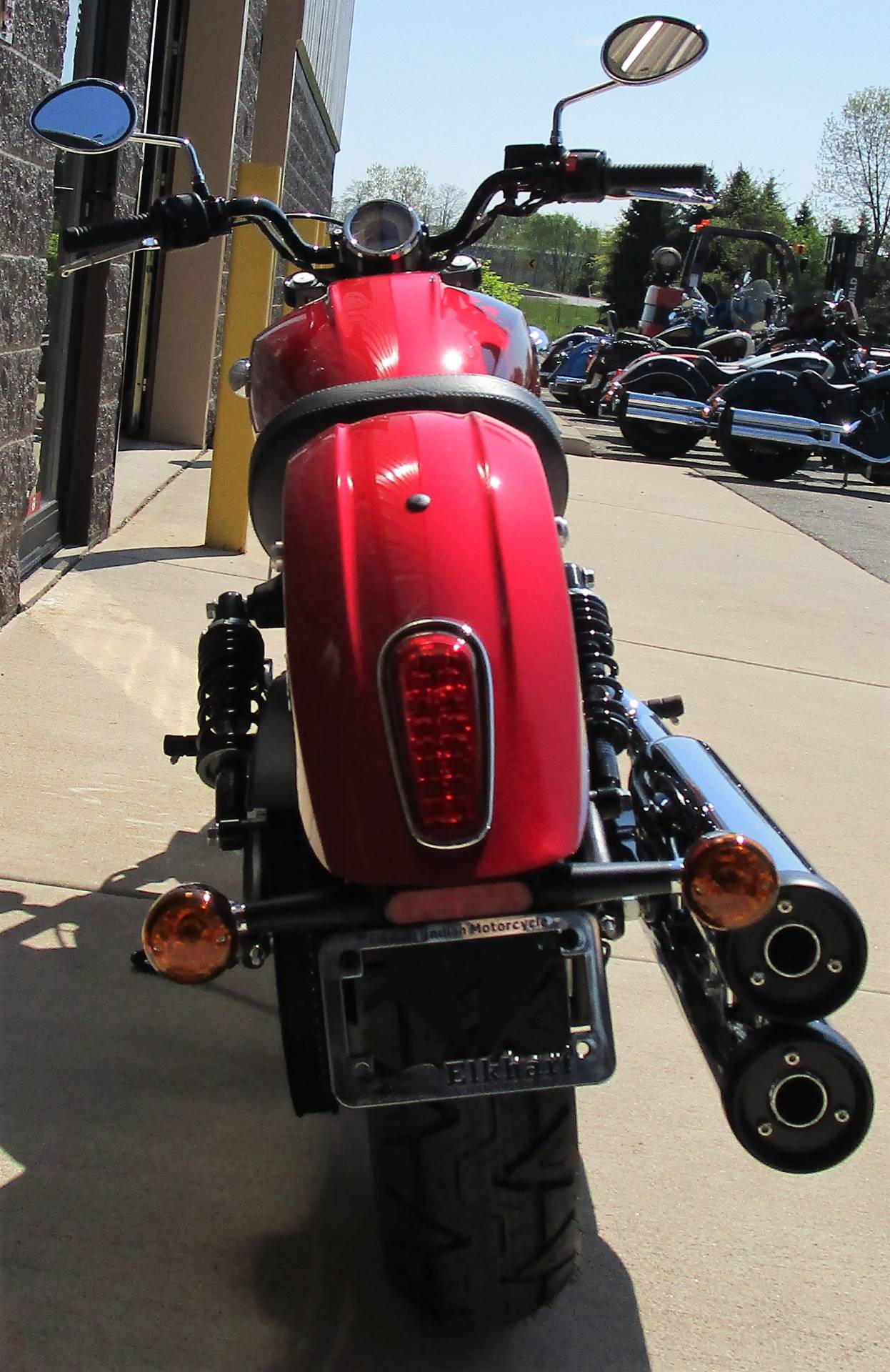 2019 Indian Scout® Sixty ABS in Elkhart, Indiana - Photo 4