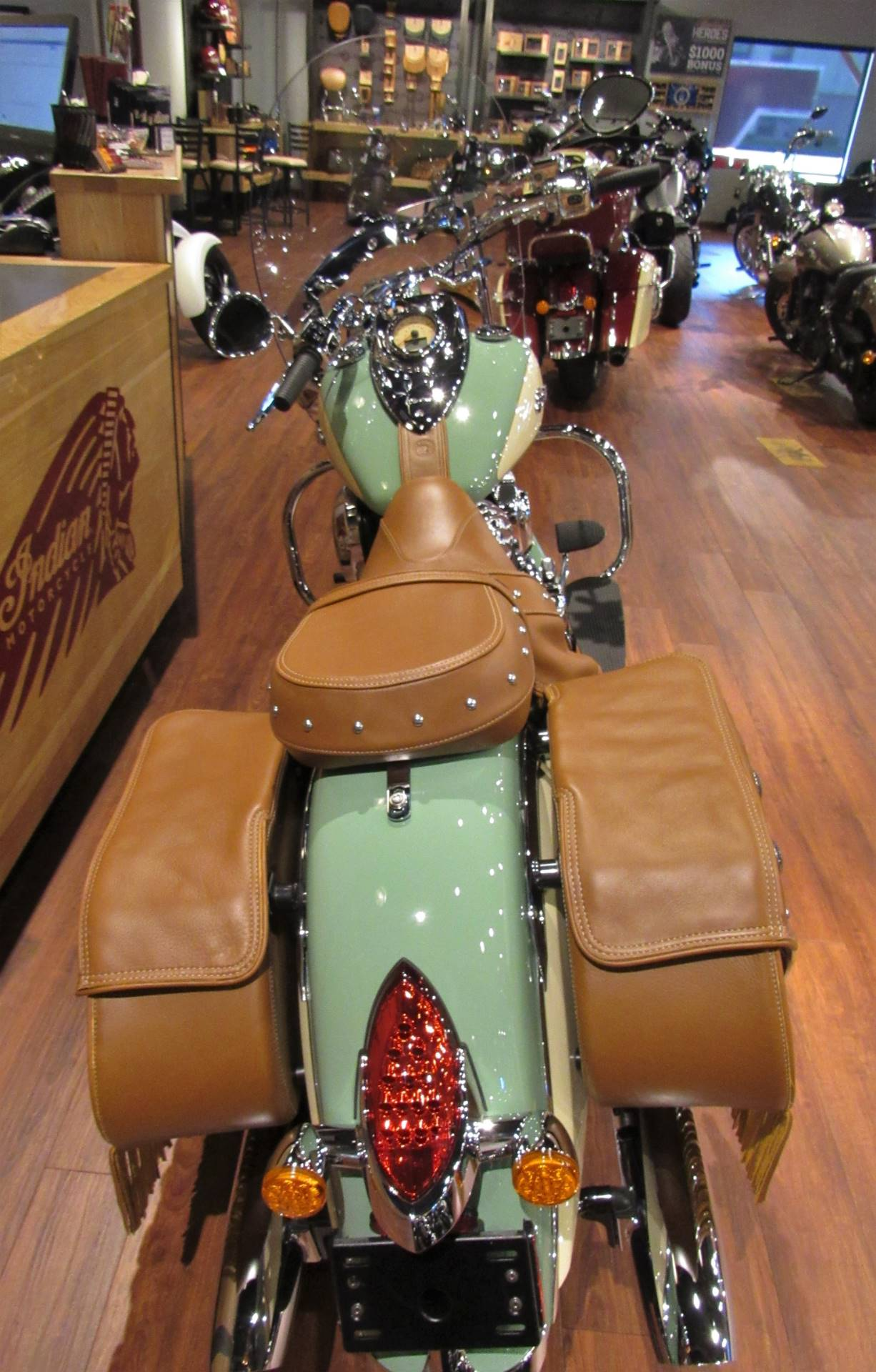 2019 Indian Chief® Vintage ABS in Elkhart, Indiana