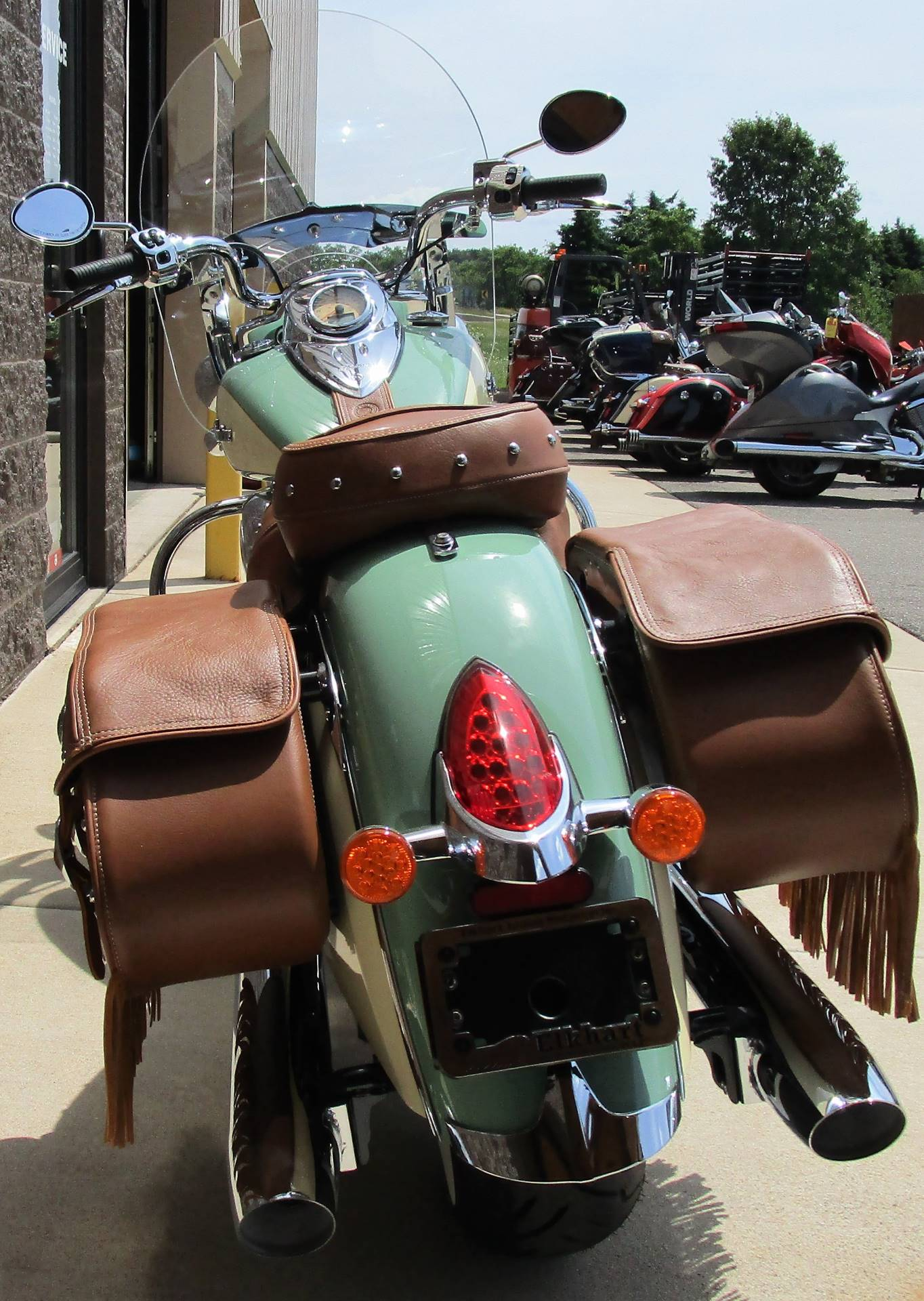 2019 Indian Chief® Vintage ABS in Elkhart, Indiana - Photo 8