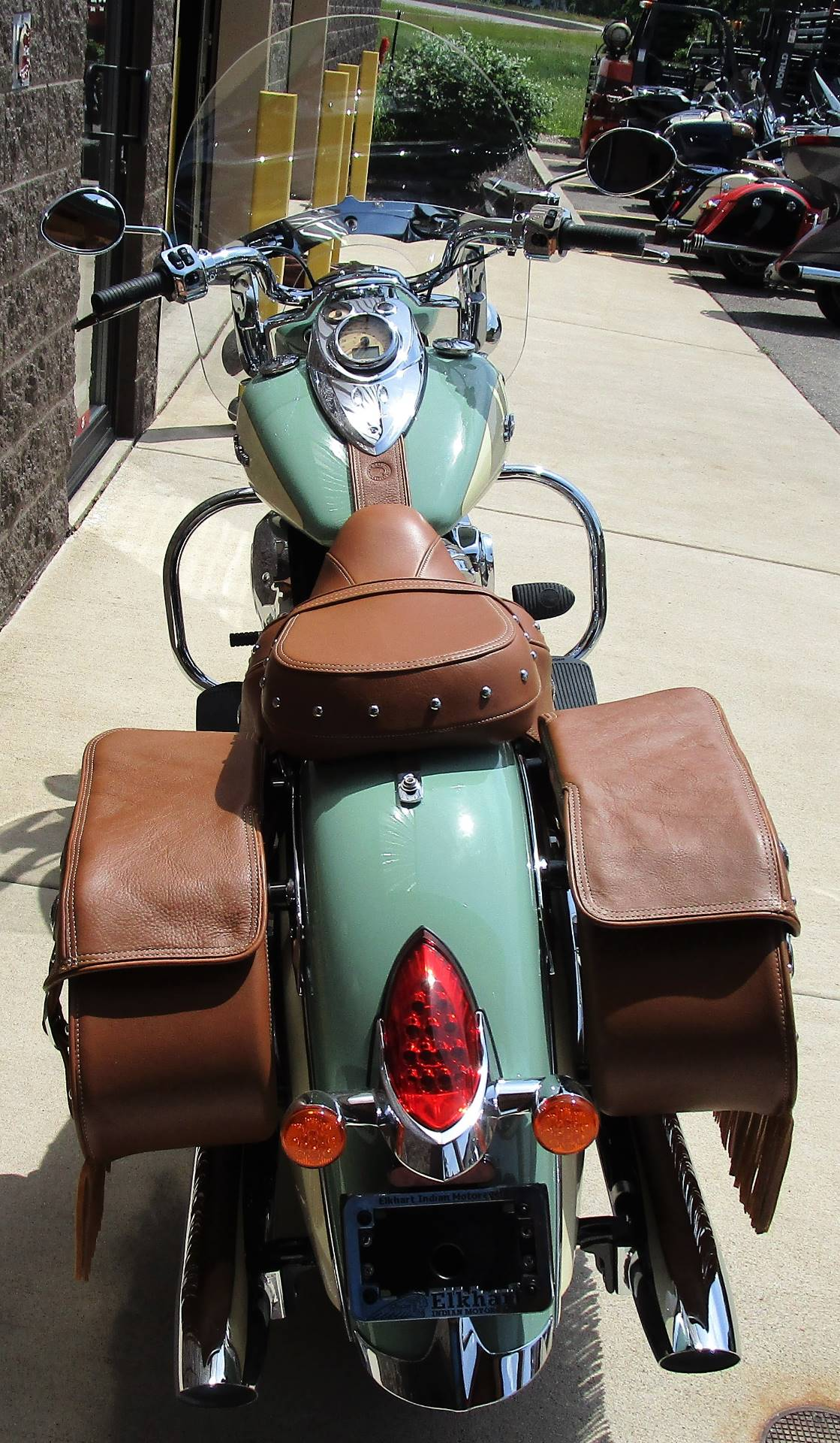 2019 Indian Chief® Vintage ABS in Elkhart, Indiana - Photo 9