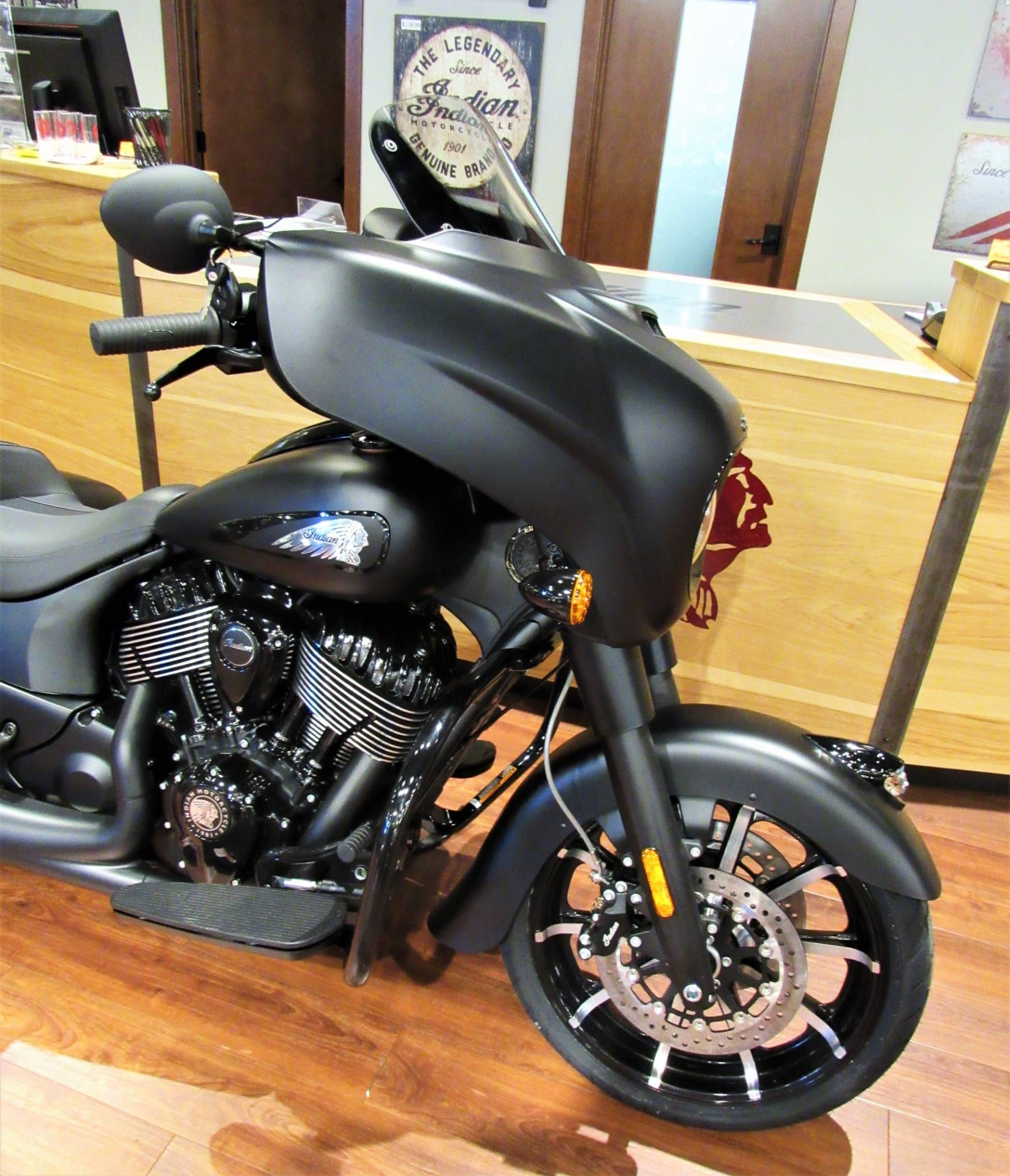 2019 Indian Chieftain Dark Horse® ABS in Elkhart, Indiana - Photo 2