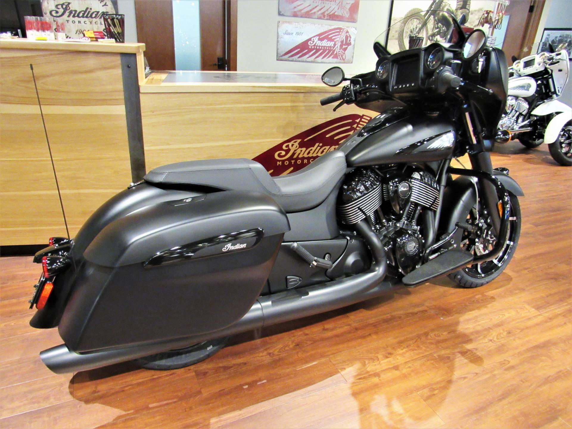 2019 Indian Chieftain Dark Horse® ABS in Elkhart, Indiana - Photo 6