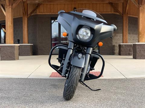 2019 Indian Chieftain® Dark Horse® ABS in Elkhart, Indiana - Photo 3
