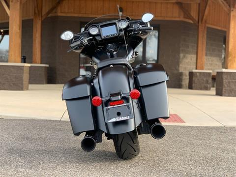 2019 Indian Chieftain® Dark Horse® ABS in Elkhart, Indiana - Photo 4