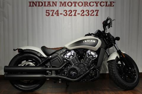 2019 Indian Scout® Bobber ABS in Elkhart, Indiana - Photo 1