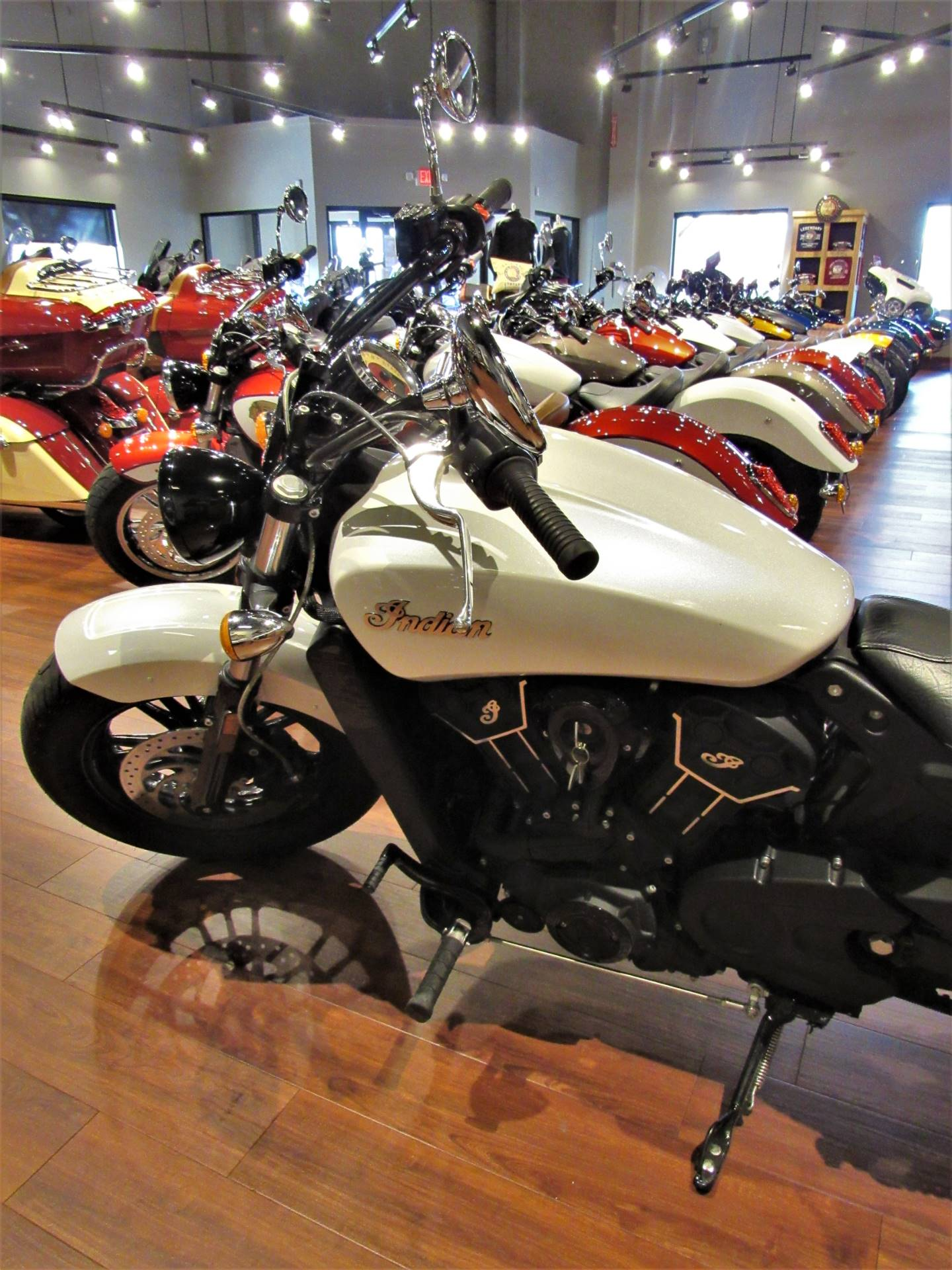 2016 Indian Scout® Sixty in Elkhart, Indiana