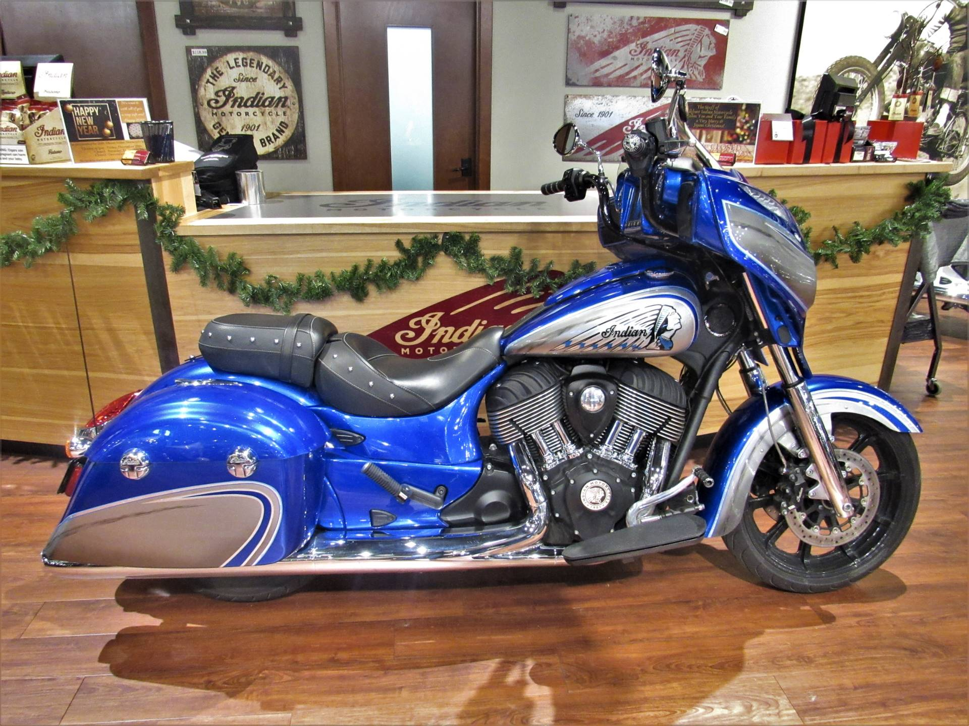 2018 Indian Chieftain® ABS in Elkhart, Indiana