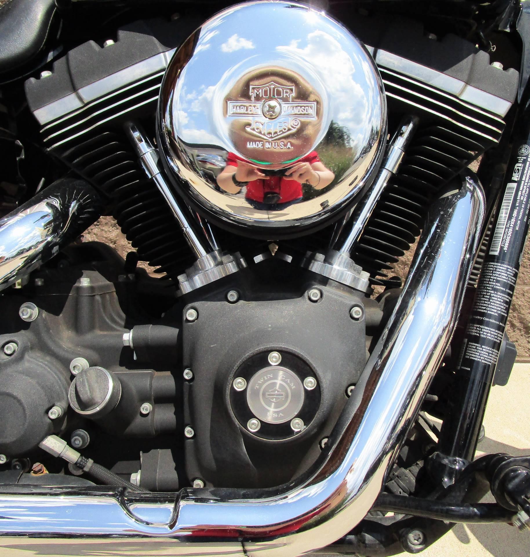 2013 Harley-Davidson Dyna® Street Bob® in Elkhart, Indiana