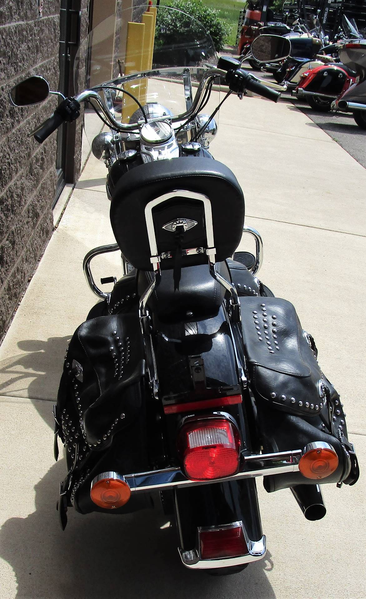 2015 Harley-Davidson Heritage Softail® Classic in Elkhart, Indiana - Photo 7