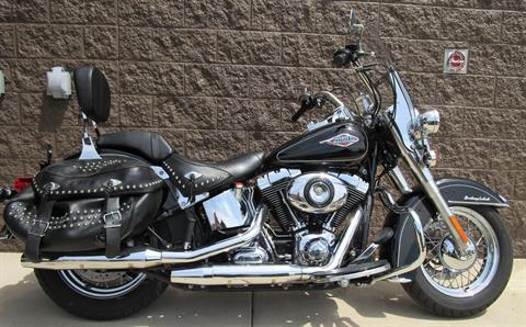 2015 Harley-Davidson Heritage Softail® Classic in Elkhart, Indiana - Photo 1